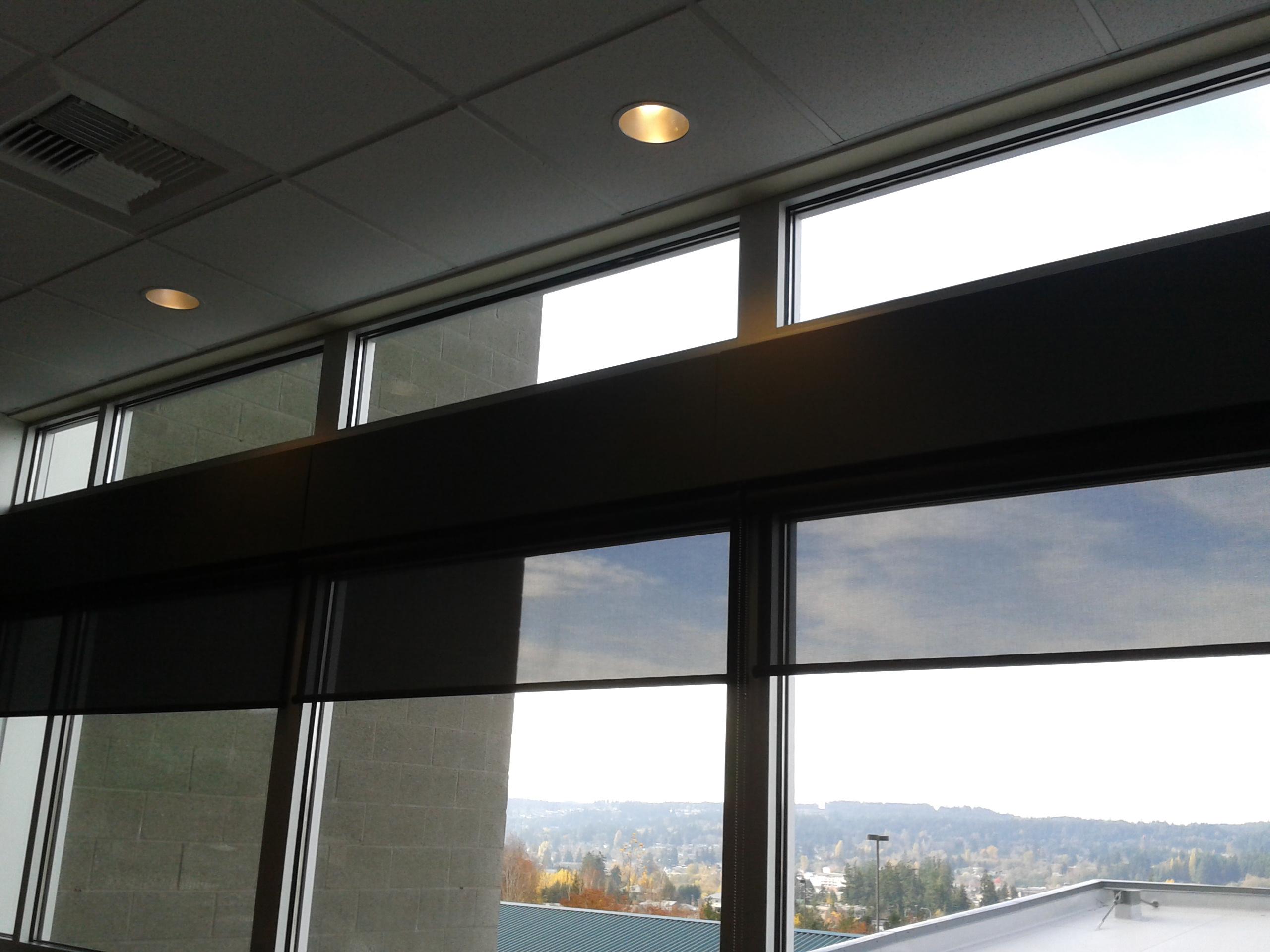 Exterior sun shades for windows - Image