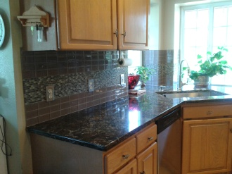 Kluck Backsplash 1