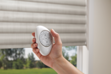 Motorization with remote